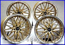18 Roues Alliage Cruize 190 GD Coupe Renault Clio Rs Megane Espace