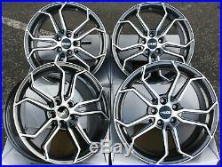 18 Roues Alliage Pour Renault Trafic Opel Vivaro Fiat Talento CRUIZE cr5 Gmp