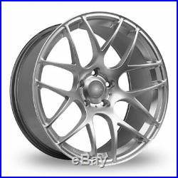 18 S Fox Ms007 Roues Alliage pour Renault Trafic Trafic Peugeot Boxer 5x118