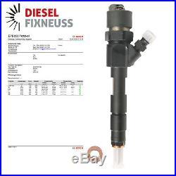 4 Injecteur Injecteur Renault Laguna Megane Scenic Traffic 1.9 DCI 0445110146