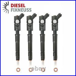 4x Injecteur 0445110414 166105302R Renault Megane III Scenic III 1,6dCi R9M