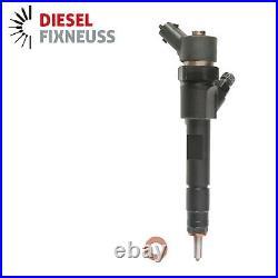 4x Renault Diesel Injecteur Trafic Opel Vivaro 1,9 DCI 0445110021 0445110146