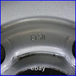 4x Roues D'Hiver 16 Nissan Opel Renault 5x118 Et50 Conti 205/65 R16C Vivaro II