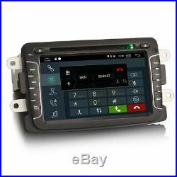 7 Android 9.0 Satnav GPS Radio DAB BT Stéréo pour Renault Captur Opel Vivaro