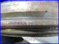 8200115443 Volant D'Inertie Avec Engrenage Dentée RENAULT Lagon Sw 2.2 110KW 5P