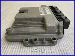 8200325719 0281011529 ECU Calculateur Moteur Taxe Renault Trafic II Opel Vivaro
