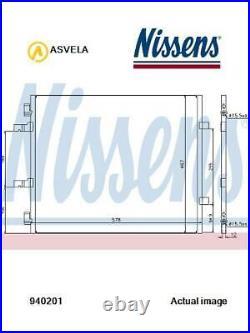 A/C Air Condenseur Radiateur Nouveau OE Remplacement Pour Renault Opel Nissan