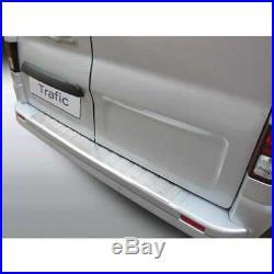 ABS Protection Pare-Chocs Opel Vivaro / Renault Trafic 10/2014- Noir