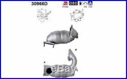 AS Catalyseur / Pot catalytique pour RENAULT TRAFIC OPEL VIVARO 30966D