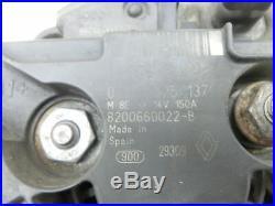 Alternateur Alternateur pour Renault Master II FD 03-10 8200660022B 0124525137