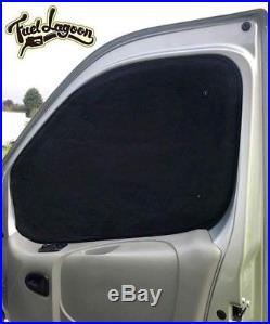Argent Thermique Vitre Écran Blind 5 Set Opel Vivaro Renault Trafic Camping-Car