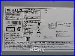 Autoradio CD Laser Media Renault Master Trafic Opel Vivaro Usb Bluetooth Mp3 Aux