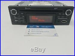Autoradio Dacia Sandero Renault Master Mascott Opel Movano Usb Bluetooth CD Mp3