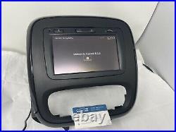 Autoradio Gps Usb Aux Ecran Tactile Gps Multimedia Nav Navigation De Opel Vivaro