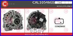 CASCO ALTERNATEUR RENAULT BOSCH Type 12V 150Amp PFR7
