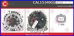 CASCO ALTERNATEUR RENAULT VALEO Type 12V 150Amp PFR7