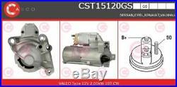 CASCO DEMARREUR RENAULT VALEO Type 12V 2,00kW 10