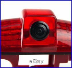 Caméra de recul Renault Trafic Opel Vivaro Fiat Talento parking aide CDR