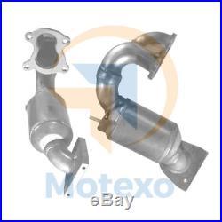 Catalyseur RENAULT LAGUNA 1.9dCi Mk. 2 (F9Q moteur 100 & 110cv) 2/01-1/08