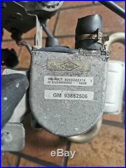 Chauffage 93852506 Opel Vivaro Renault Trafic Nissan Primas 8200322379