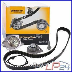 Contitech Kit De Distribution + Pompe Eau Renault Master 2 1.9 Dti + DCI 00