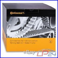 Contitech Kit De Distribution + Pompe Eau Renault Scenic 2 2.0 03