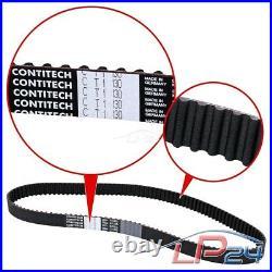 Contitech Kit De Distribution + Pompe Eau Renault Vel-satis 2.0 16v Turbo