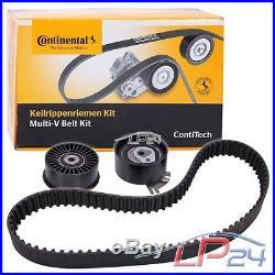 Contitech Kit De Distribution Renault Vel Satis 2.2 DCI