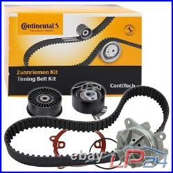 Contitech Kit De Distribution+pompe À Eau Renault Master 2 2.2 2.5 DCI 00