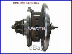Core assy turbine pour pour opel movano vivaro renault master