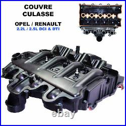 Couvercle Culasse Collecteur Admission Air RENAULT MASTER TRAFIC 2 2,2 2,5 DCI
