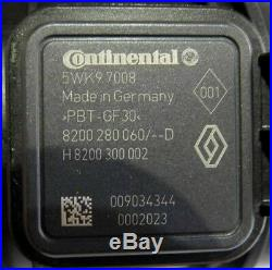 Debitmetre De Masse D'air D'origine Renault Trafic II 2.0 DCI (oe 8200280060)