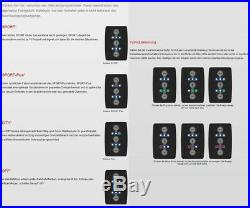 Dte Système Pedal Box 3S pour Renault Avantime DE0 2001-2003 2.2L DCI R4 110KW
