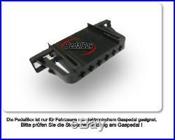 Dte Système Pedal Box Plus pour Dacia Nissan Renault Divers Modèles Kw