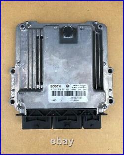 ECU calculateur moteur 1.6 dci RENAULT Trafic 3 III, OPEL VIVARO 237103888R