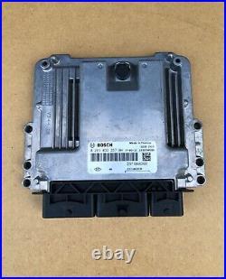 ECU calculateur moteur 1.6 dci RENAULT Trafic 3 III, OPEL VIVARO 237108353R