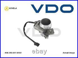 EGR Valve pour Vauxhall Renault Opel Nissan Vivaro A Plateforme Châssis X83 VDO