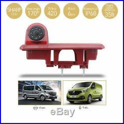 Feu de Frein de Voiture Tiers pour Nissan NV300 Opel Opel Vivaro/Renault Trafic