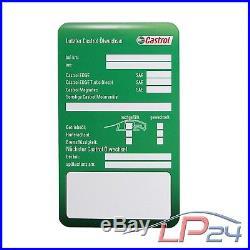 Filtre Bosch + 8 L Castrol Edge Fst 0w-30 Renault Koleos Lattitude 2.0 DCI