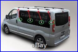 Galerie de Toit Opel Vivaro/Renault Trafic/Nissan Primastar L1 à Partir De