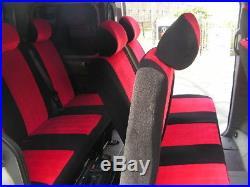Housses de protection sur mesure Housses de sièges OPEL A RENAULT TRAFIC