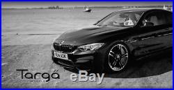 Jantes en Alliage X4 18 Targa TG1 pour Renault Trafic Peugeot Boxer 5x118