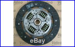 Kit embrayage 242mm pour Renault Trafic 2.5 dCi 115 2.0 dCi 90 2.0 dCi 115 VALEO