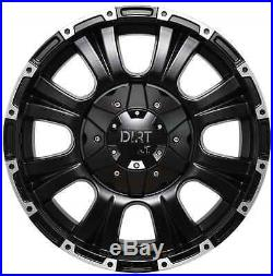 La Saleté D13 8x17 5x118/130 Jantes Renault Trafic Opel Vivaro Fiat Ducato