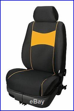 Mesure- Housses de Siège Opel Vivaro B, Renault Trafic, Nissan Primastar, Modèle