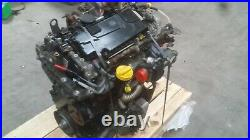OPEL VIVARO RENAULT TRAFIC PRIMASTAR 2.0 DIESEL MOTEUR M9R 630 M9R630 T27 84kw