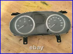 Opel Vivaro A, Renault Trafic II 2 Instrument Utilisation de Panneau de Contrôle