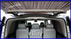 Opel Vivaro / Renault Trafic / Interstar arrière complet rideau set noir