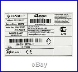Opel Vivaro Stéréo Radio Aux USB Lecteur Bluetooth + Code Et Clé 281152815R