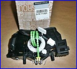 Original Contacteur Ressort Tournant Opel Vivaro B 2012- 255677302r! Neuf